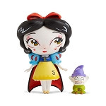 Disney World of Miss Mindy Vinyl Figure - Snow White with Dopey