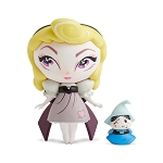 Disney World of Miss Mindy Vinyl Figure - Aurora with Merryweather