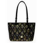 Disney Dooney & Bourke Bag - Haunted Mansion 50th Anniversary Tote