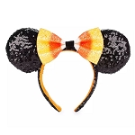 Disney Minnie Ear Headband - Candy Corn