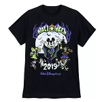 Disney Adult Shirt - Happy Halloween 2019 - Glow in the Dark