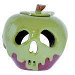 Disney Candle Holder - Poison Apple - Just One Bite - Snow White Halloween