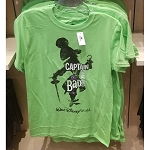 Disney Adult Shirt - Captain of Bad - Capt. Hook