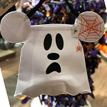 Disney Halloween Bag - Ghost Mickey - Trick or Treat!