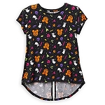Disney Girls Shirt - Halloween Icons - Mickey Mouse