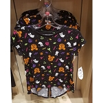 Disney Girl's Shirt - Halloween Icons - Mickey Mouse