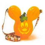 Disney Popcorn Bucket - Pumpkin Mickey Mouse Balloon