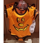 Disney Baby Bodysuit - Pumpkin Mickey Mouse