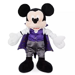 Disney Plush - Vampire Mickey - Halloween 2019