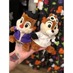Disney Plush Set - Chip n Dale - Frankenstein
