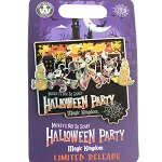 Disney Pin - Mickey's Not So Scary Halloween Party 2019 Logo