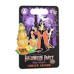 Disney Pin - Jafar Villain - MNSSHP 2019 - Glow in the Dark Slider - LE