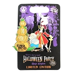 Disney Pin - Captain Hook - MNSSHP 2019 - Glow in the Dark Slider - LE
