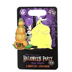 Disney Pin - Oogie Boogie - MNSSHP 2019 - Glow in the Dark Slider - LE