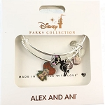 Disney Alex and Ani Bracelet Set - Hocus Pocus - Winifred & Thackery Binx - MNSSHP 2019