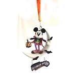 Disney Ornament - Vampire Mickey - Mickey's Not So Scary Halloween Party 2019