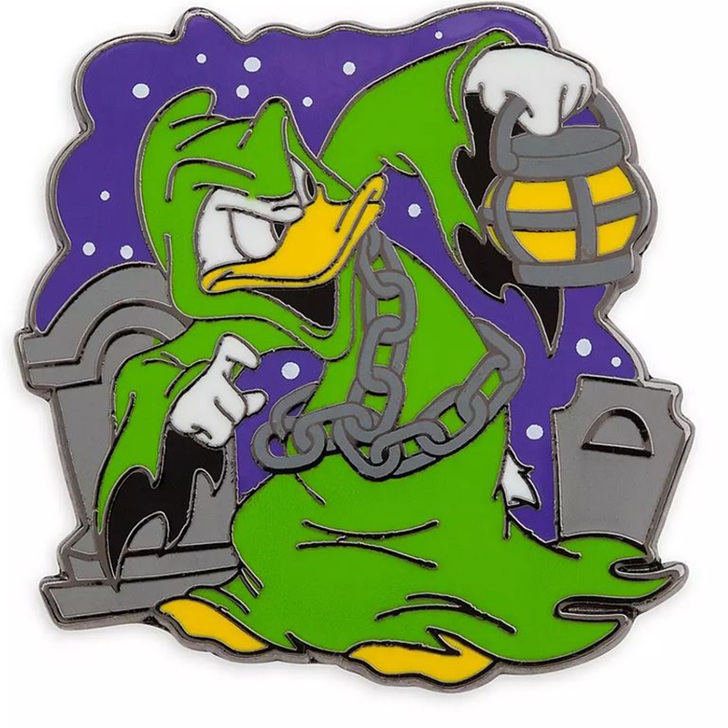 Disney Pin - Donald Duck Halloween