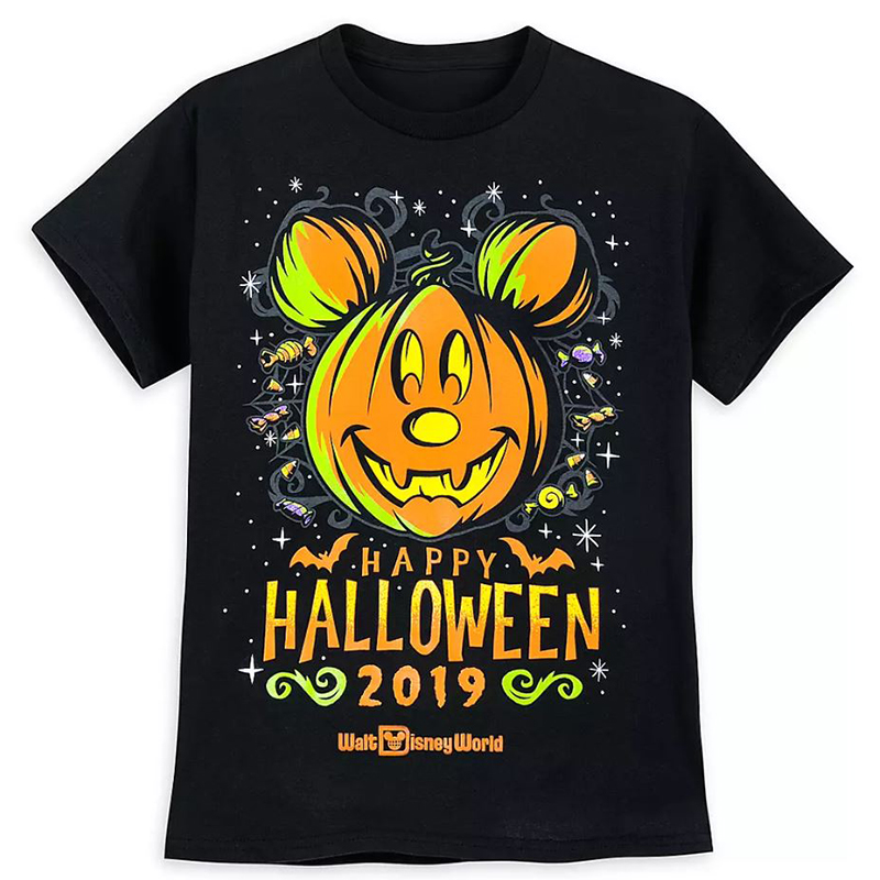 Disney Child Shirt - Mickey Mouse Halloween 2019
