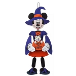 Disney Wall Decoration - Minnie Mouse Witch - Halloween 2019