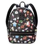 Disney Loungefly Mini Backpack - The Nightmare Before Christmas