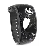 Disney MagicBand 2 Bracelet - Jack and Sally - Nightmare Before Christmas