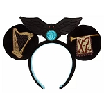 Disney Designer Minnie Ears Headband - The Haunted Mansion 50th Anniversary