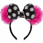 Disney Designer Minnie Ears Headband - Minnie Mouse by Betsey Johnson
