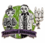 Disney Pin - Haunted Mansion Hosts