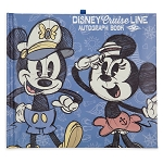 Disney Autograph And Photo Book - Disney Cruise Line Mickey and Friends
