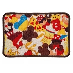 Disney Pet Feeding Mat - Disney Parks Food Icons
