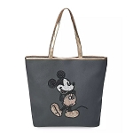 Disney Loungefly Bag - Mickey Mouse - Briar Rose Gold - Tote