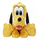 Disney Plush - Pluto Big Feet - 10''