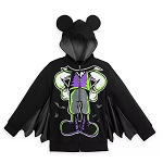 Disney Boy's Hoodie - Vampire Bat Mickey Mouse - Halloween 2019