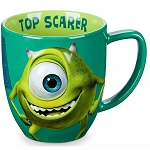 Disney Coffee Cup Mug - Mike Wazowski Portrait