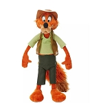 Disney Plush - Br'er Fox - Splash Mountain - 16''