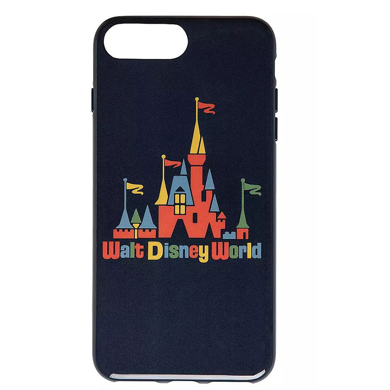 Disney iPhone 8 Plus Case - Walt Disney World Castle by Junk Food