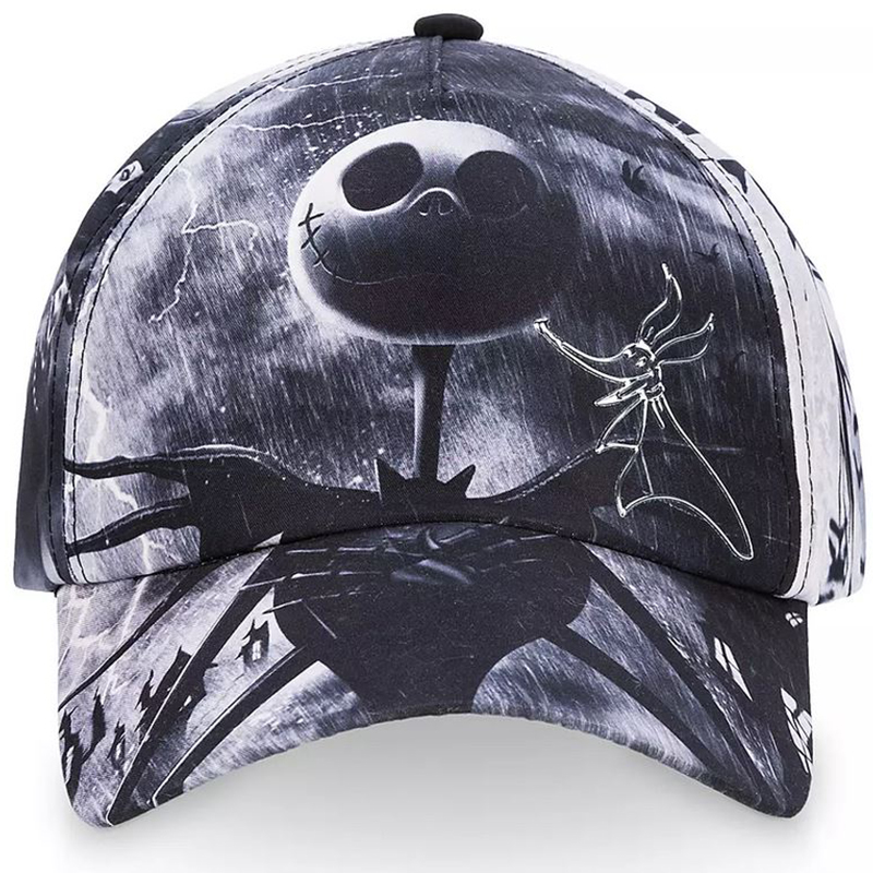 Disney Baseball Cap - Jack Skellington - The Nightmare Before Christmas