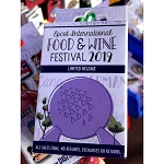 Disney Mystery Pin Box - Epcot Food & Wine Festival 2019
