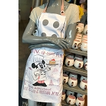 Disney Apron - Minnie Mouse - Serving Up Some Fun - Epcot Food & Wine Festival 2019