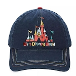 Disney Baseball Cap - Walt Disney World - Castle