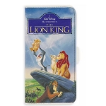 Disney iPhone 6s Plus/ 7 Plus / 8 Plus Case - The Lion King VHS Tape Cover
