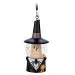 Disney Ornament - Mayor Mini Snowglobe - Nightmare Before Christmas