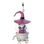 Disney Ornament - Lock Shock & Barrel Mini Snowglobe - Nightmare Before Christmas