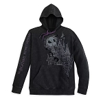 Disney Men's Pullover Hoodie - Jack Skellington - The Nightmare Before Christmas