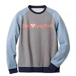 Disney Men's Sweater - Walt Disney World Logo