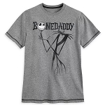Disney Men's Shirt - Bone Daddy - Jack Skellington