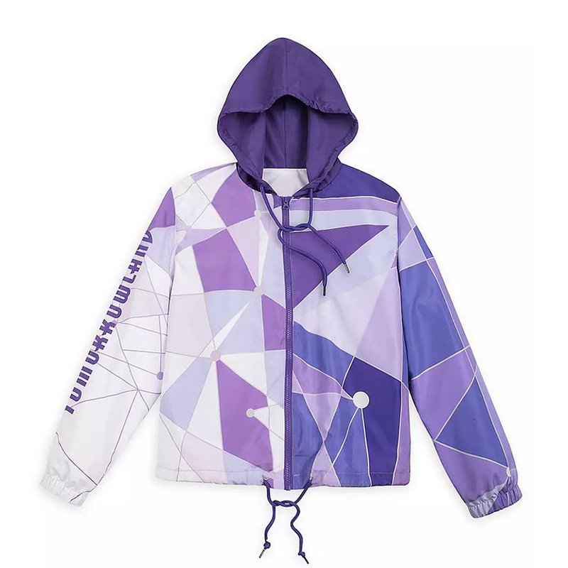Disney Women's Jacket - Tomorrowland WindBreaker