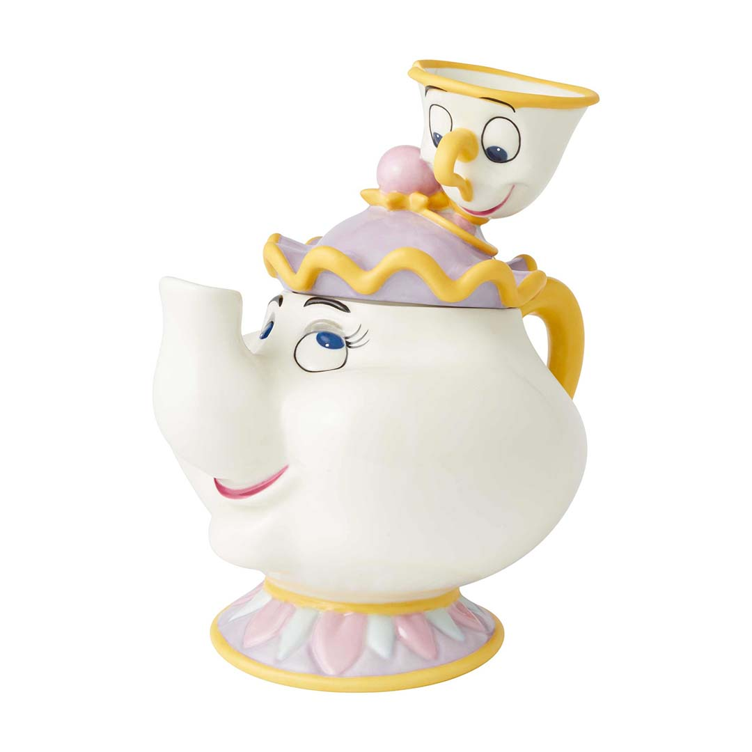 Disney Cookie Jar - Mrs. Potts and Chip