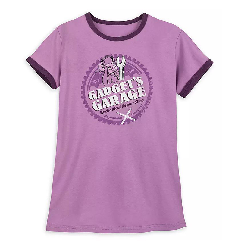 Disney Women's Shirt- Gadget's Garage