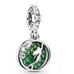 Disney Pandora Dangle Charm - Ariel Silhouette - The Little Mermaid